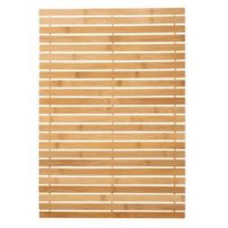 Caillebotis à rouler bambou 40 x 60 cm