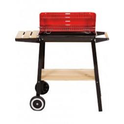 Barbecue Saragosse 86 x 28 x 80cm - IMAGIN  -