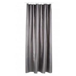Rideau de douche  polyester  gris - ATMOSPHERA