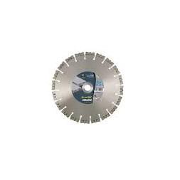 Disque diamant PRO BT Silencieux D.350 x 25,4-20 x 12 x ép. 3,2 SIDAMO