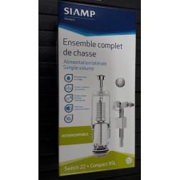 Mécanisme Double A Poussoir Optima 50 Siamp