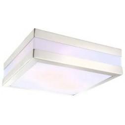 Luminaire extérieur inox 2x23  IP44 11w - GLOBO
