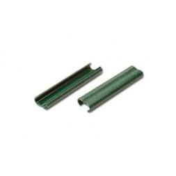 Agrafes vertes x 400 pièces - FILIAC