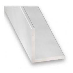 Cornière aluminium 25 x 25 x 1.5mm x 2m
