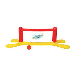 Filet volley flottant gonflable 239x74x76cm