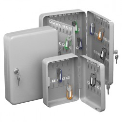 Coffret porte-clés 93 clés gris - AMIG