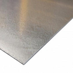 Tôle  plane  galvanisée 2m x 1m  ép 1.50mm