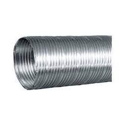 Gaine flexible aluminium compact 100 x 1,5m