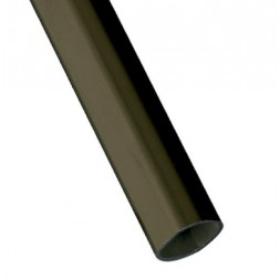 Tube d'ameublement 1-20X18 bronze 2M - AMIG