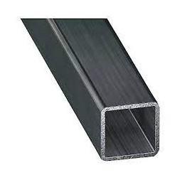 Tube carré acier verni - CQFD