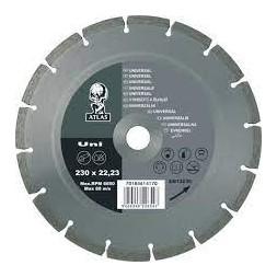 Disque diamant 230mm -ATLAS