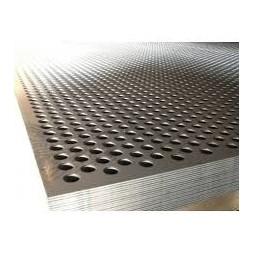 Tôle perforée inox R10/T15 304L 1000 x 2000 x 1mm