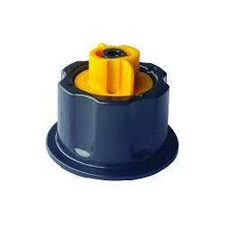 Tête à visser réutilisable croisillon auto nivelant x 50unitès -3 à 30 mm - TALIAPLAST