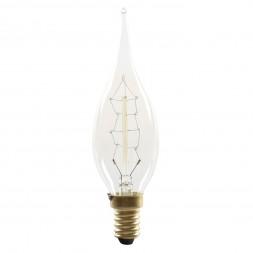 Ampoule décorative flamme E14 - EXPERT LINE