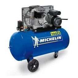 Compresseur 100L 3CV 10 bars - MICHELIN