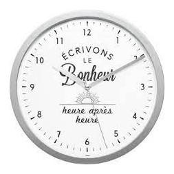"""Horloge """"citations"""""""
