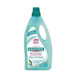 Nettoyant Désinfectant sols et surfaces 1L - Sanytol