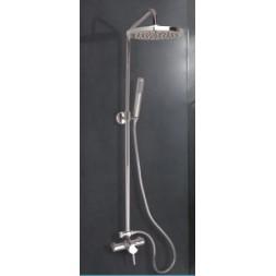 Colonne de douche avec robinetterie SIROCO - ROUSSEAU