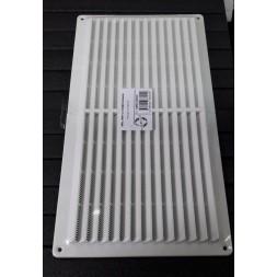 Grille ventilation ABS à visser 430 X 225mm