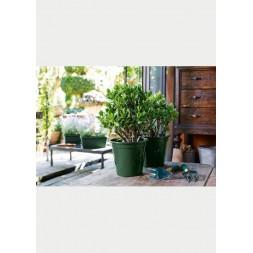 Pot garden vert 24cm - EURO3PLAST