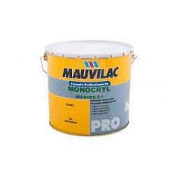 Monocryl velours blanc 15L
