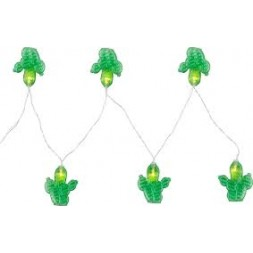 Guirlande lumineuse led en plastique 1.95m