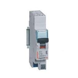 Disjoncteur DNX3 1p + ng 10A