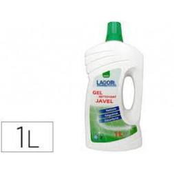 Nettoyant gel LAGOR avec javel - 1 litre