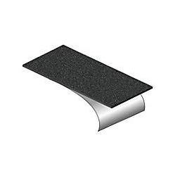 Bande adhésive antidérapant noir 25mm x 5m