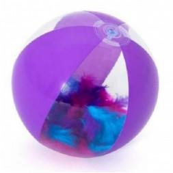Ballon plume gonflable 41 cm