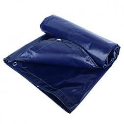 Bâche spécial couvreur 6 x 5m bleu