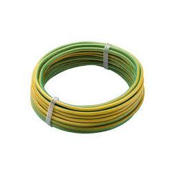 Bobinot ho7v-u 1.5 5m jaune vert - DEBFLEX