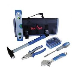 Sac d`outils avec 36 pieces incluses - TECH'IT