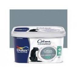 Crème bleu gris 2.5L - DULUX VALENTINE