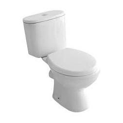 Pack WC Mito blanc 3/6L