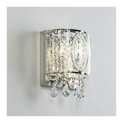 Applique LED miroir Massilia 8w IP44 - TIBELEC