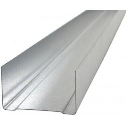 Rail 48 pour plaque de plâtre NF  3m