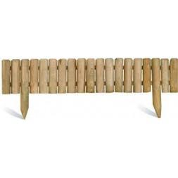 Bordure demi-rond 5x100x20cm Quebec - BURGER