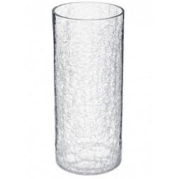 Vase cylindrique craquelé - ATMOSPHERA