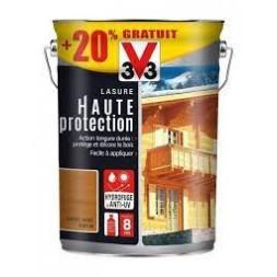 Lasure AquaStop chêne clair 5L + 20% - V33