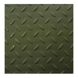 Tôle  plane  noire  larmée 2m x 1m ép 4/6mm