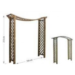 PERGOLA TOKYO 2100X490X2250MM FOREST STYLE