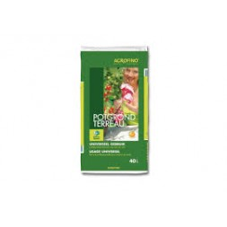 Terreau universel 10l - Agrofino