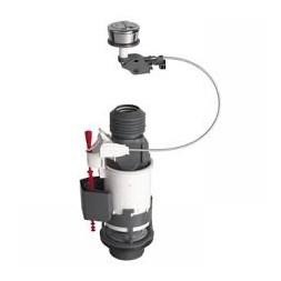 Mécanisme de chasse d'eau à câble - 3/6 L - WIRQUIN